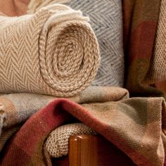 Plans for the weekend: a little relaxation before getting outside! Don't forget, selected throws and pashminas are off for a limited time! Donegal, Get Outside, Home Accessories, Don't Forget, Tweed, Interiors, Blanket, Collection, Design
