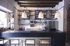 Muddica nuovo bistrot a Milano di studio DiDeA