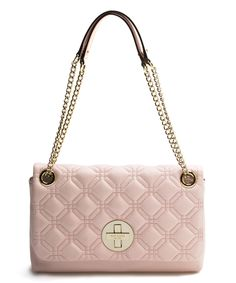 Love this Kate Spade Ballet Slipper Quilted Leather Shoulder Bag by Kate Spade on #zulily! #zulilyfinds