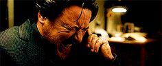 James McAvoy in Filth (2013) dir. Jon S. Baird (cry wank)
