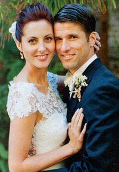 Eva Amurri and Kyle Martino at Their Wedding