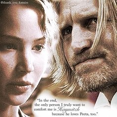 I have too many Haymitch feels. *whimpers*