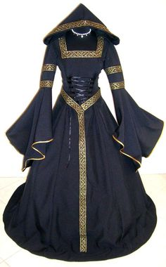 Medieval Sorceress Costume - Bing Images