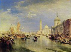 Turner, Joseph Mallord William: Venedig (Venice)