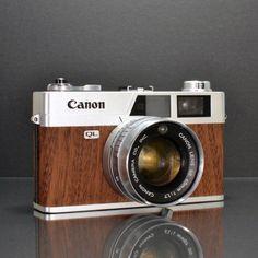 Canon Vintage. via FUCKNFILTHY