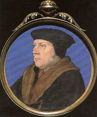 Miniature of Thomas Cromwell (c.1532-33) by Hans Holbein the Younger (c.1497-1543).