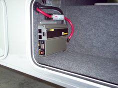 part 7  sound deadening installed  honda eu2000i inverter wilderness camper wiring diagram