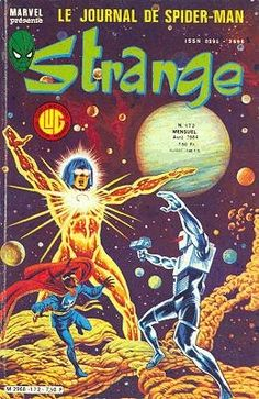 Strange #172 - Le journal de Spider-Man