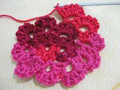 Meladoras Creations | Floral spiral motif ~k8~
