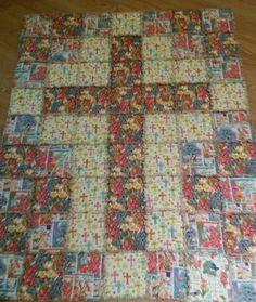 Cross rag quilt                                                       …