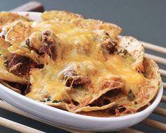 images of nachos recipes | Nachos - Recipe for Nachos With Ground Beef