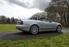 Maserati Spyder Type:4200 Cambiocorsa Bouwjaar:2001