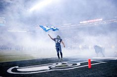 12thman proud all-star Marshawn Lynch! This is one of my #favoritegamedayphotos