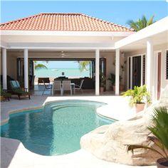 5 bedroom villa North Beach, Jolly Harbour Antigua