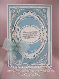 Create a Hinged Card-my bard making muse! Card Making Inspiration, Making Ideas, Shabby Chic Cards, Spellbinders Cards, Shaped Cards, Fancy Fold Cards, Beautiful Handmade Cards, Marianne Design, Get Well Cards