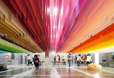 100 Colors Exhibition