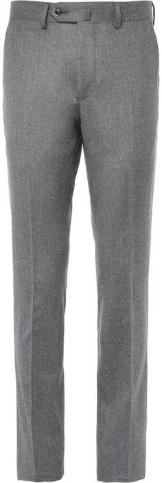 Tweed Trousers, Trouser Suits, Wool Pants, Pants Outfit, Dress Pants, Wool Dress, Flannel, Men's Fashion, Workshop