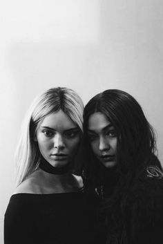 Kendall & Gigi | @adamandme