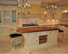 Kitchen Trader | Clive Christian Victorian Kitchen