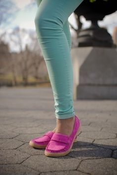 Pink Shoes Ugg Australia Spring 2013 Collection #letsgetlost