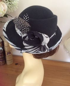 BY GLENYS MEE #millinery #hats #HatAcademy