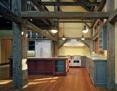 Brown Road Dutch Barn | Heritage Restorations
