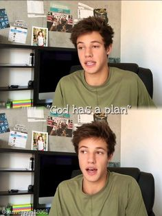 A Positive Message | Opening Up ~ Cameron Dallas