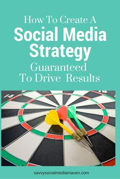 No matter how green or how experienced you are when it comes to social media, strategy rules the roost. It directs digital marketing, content marketing, social media marketing and determines whether you&#03