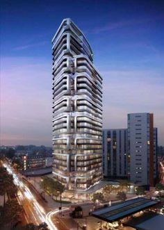 257 City Road - design by UNStudio
