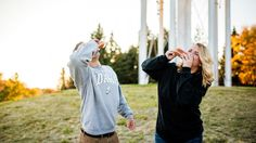 Shotgunning a beer with your brother during family pictures. TSM.