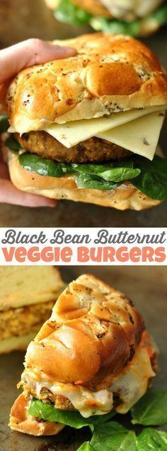 186 best black bean burgers images vegan recipes hamburgers rh pinterest com