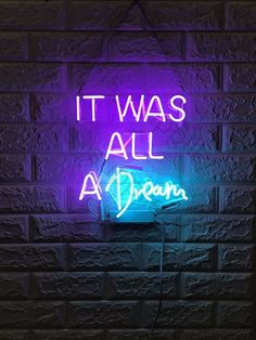 The neon sign is mounted on the Clear Acrylic Back and could hang on the wall. (The color of the neon sign may vary slightly from the picture you can see on your computer screen. Purple Wallpaper Iphone, Neon Wallpaper, Wallpaper Quotes, Custom Neon, Neon Signs Quotes, Whatsapp Logo, Purple Quotes, Neon Words, Neon Light Signs