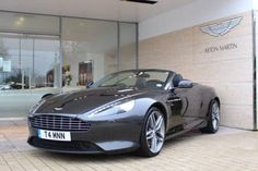 2013 Aston Martin DB9 5.9 £118,949