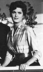 IRENE TUNC MISS FRANCE 1954