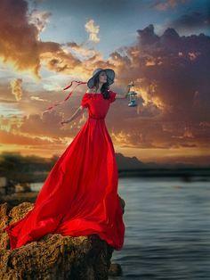 I Love Pictures,Enjoy My Beautiful World. Fantasy Photography, Creative Photography, Girl Photography, Fashion Photography, Beautiful Fantasy Art, Beautiful Images, Splash Images, Fantasy Paintings, Female Photographers
