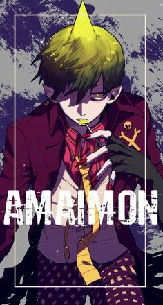 Ao no Exorcist / Amaimon / Blue Exorcist / #anime