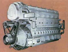 Fairbanks-Morse Opposed-Piston engine Fairbanks Morse, Heavy Machinery, Iron Age, Navy Ships, Diesel Engine, Locomotive, Engineering, Trains, David