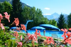Welcome to Gstaad beach - open every day from 9.30 am to 7 pm sunshine and temperatures permitting!