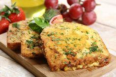 Przepis na Francuskie tosty serowe Antipasto, Bruschetta, Salmon Burgers, Bon Appetit, Banana Bread, Nutella, Food And Drink, Chicken, Cooking