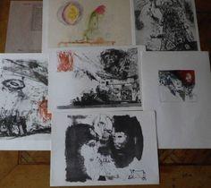Kondor Béla mappa - Kép, grafika | Galéria Savaria online piactér - Antik, műtárgy, régiség vásárlás és eladás