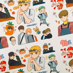 credit to original artist Hiphop, Kpop Fanart, Manga Illustration, Love Letters, Sticker Design, Drawing Reference, Easy Drawings, Traditional Art, My Images