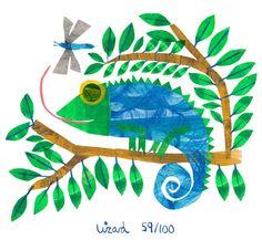 Animals and Birds Kids Art Class, Art For Kids, Kindergarten Art Lessons, Cut Paper Illustration, Book Design Inspiration, Beach Quilt, 3rd Grade Art, Summer Art, Drawing For Kids