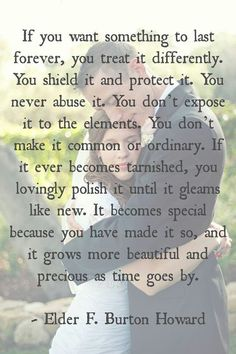 The Words, Great Quotes, Quotes To Live By, Inspirational Quotes, Lds Quotes On Love, Marry Me Quotes, Motivational Quotes, Positive Quotes, Marriage Advice