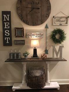 Best Farmhouse Living Room Makeover Decor Ideas 31