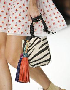 Bag Vanessa Bruno Show   Spring Summer 2014