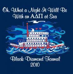 Alpha Delta Pi Black Diamond Formal *at sea*!! :)