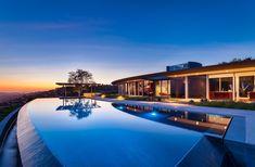Santa Barbara - modern pool by Neumann Mendro Andrulaitis Architects