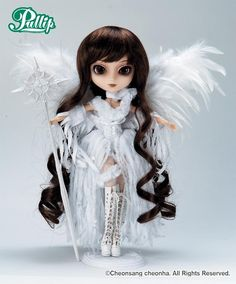 Pullip Ala $84  I fly toward the light. It's like...Opening a door to Heaven, I might find a mysterious paradise.