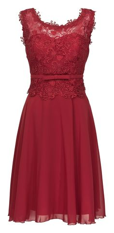 Mother Of Groom Dresses, Mothers Dresses, Types Of Dresses, Short Dresses, Red Frock, Lace Dress Styles, Designer Blouse Patterns, Lace Dress With Sleeves, Party Dresses For Women