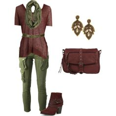 """Dressing your truth type 3 casual"" by ogeertsen on Polyvore"